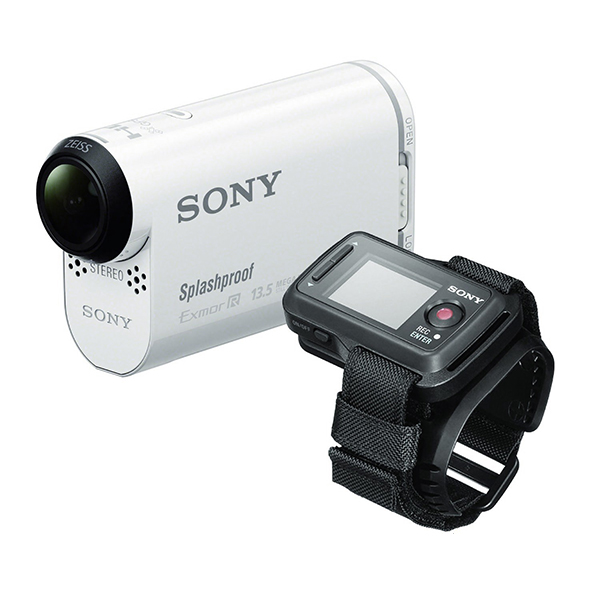 Kamera HDR-AZ1VW (action cam + wearable kit), SONY