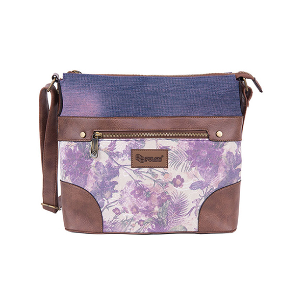 Torba na rame Pulse Jeans Floral 121349