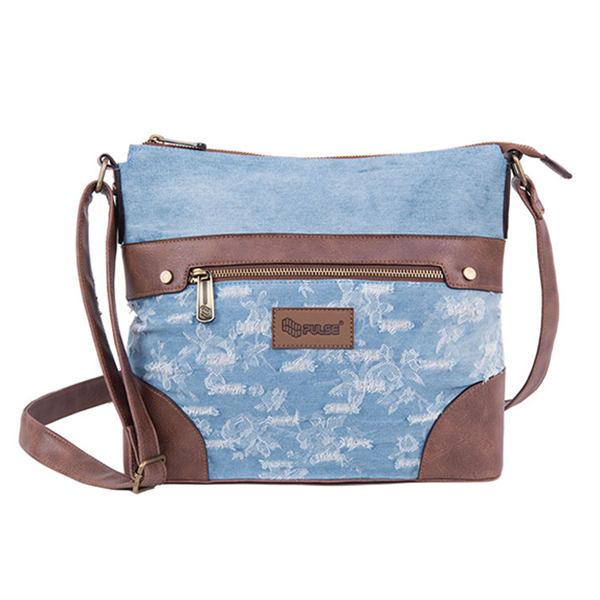 Torba na rame Pulse Jeans Worn Out 121353