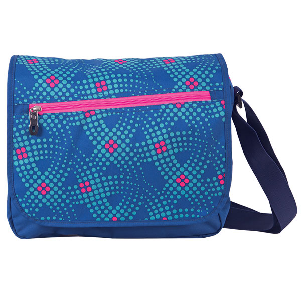 Torba na rame Pulse Blue Dots 120815