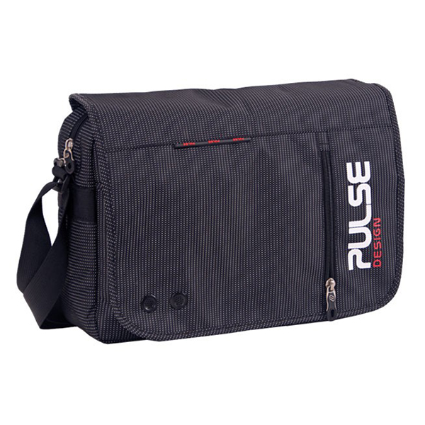 Torba na rame Pulse Scate Black Dot 120734
