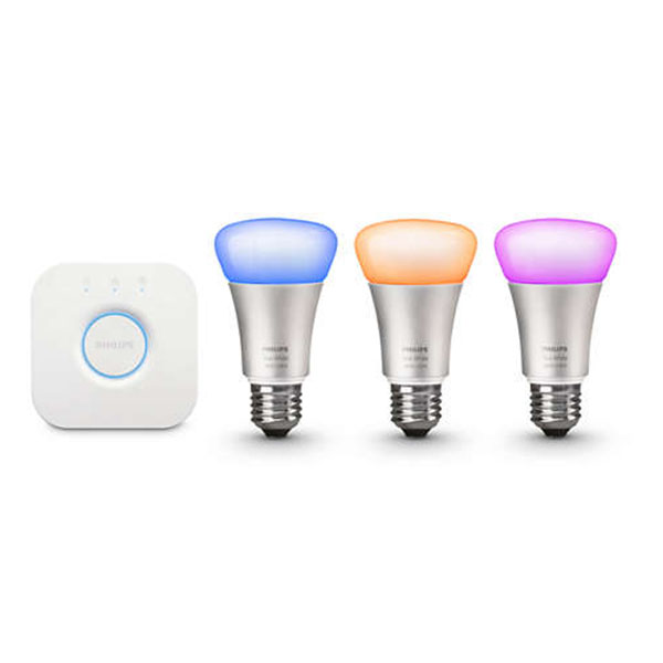 Philips Hue Starter set White and Color ambience RGB E27 PH016