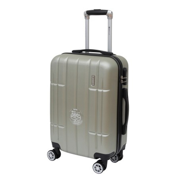 Kofer Go Travel 20inch Sivi MD 406346
