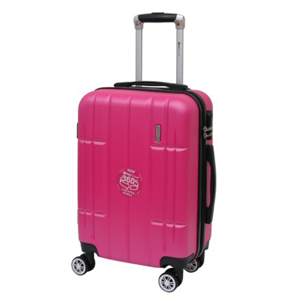 Kofer Go Travel 20inch Roza MD 406344