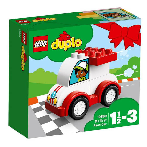 Lego duplo My first race car LE10860