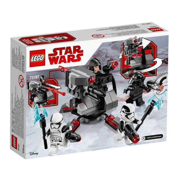 Lego Star Wars First Order Specialist Battle Pack  LE75197