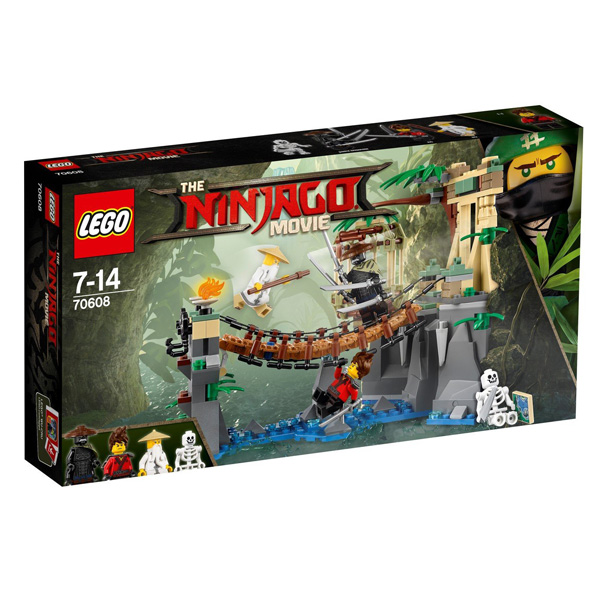 Lego Ninjago Movie Master Falls  LE70608
