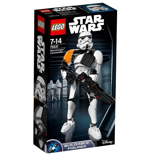 Lego Star Wars Stormtrooper Commander LE75531