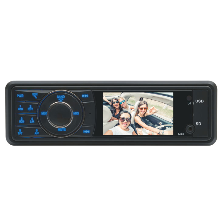 Auto radio SAL sa video plejerom VB-X100
