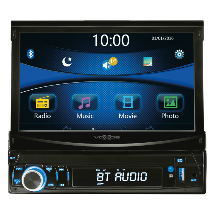Auto radio SAL sa video plejerom VB-X700