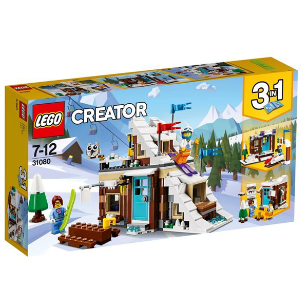 Lego Creator Modular Winter Vacation  LE31080