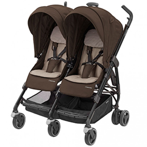 Kolica za dvoje Dana for 2 Earth brown Maxi Cosi 1391898110