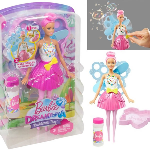 Lutka Barbie Dreamtopia Bubbletastic 38473