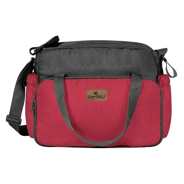 Torba za mame Black&Red Lorelli 10040091800