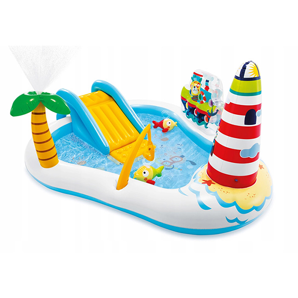 Igralište na naduvavanje Fishing Fun Play Center Intex 055768