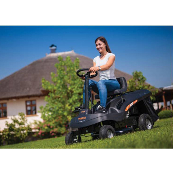 Traktor kosačice Villager Rider VTR 650 Orange edition 051438