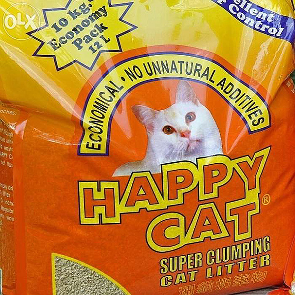 Posip Happy cat 10 kg L10003