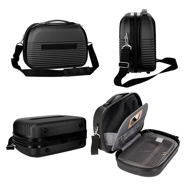 Neseser Movom DAKAR 35x24x15cm ABS beauty case 55939