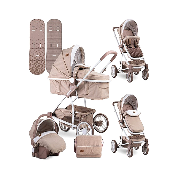 Kolica Set Lorelli S 500 Beige  triangles 10020851965