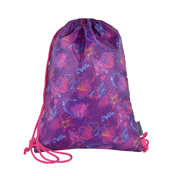 Torba za fizičko Purple Cool 121474