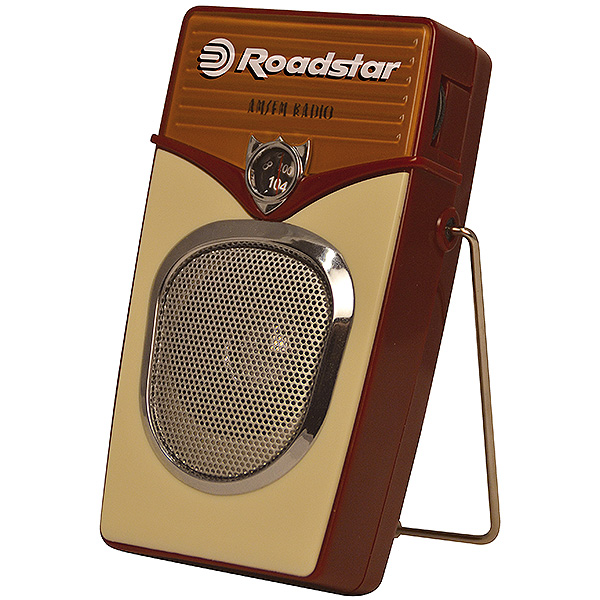 Retro džepni radio Roadstar TRA255