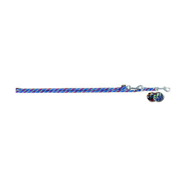 Podesivi povodac Mountain rope 2m/8mm, crna 14451