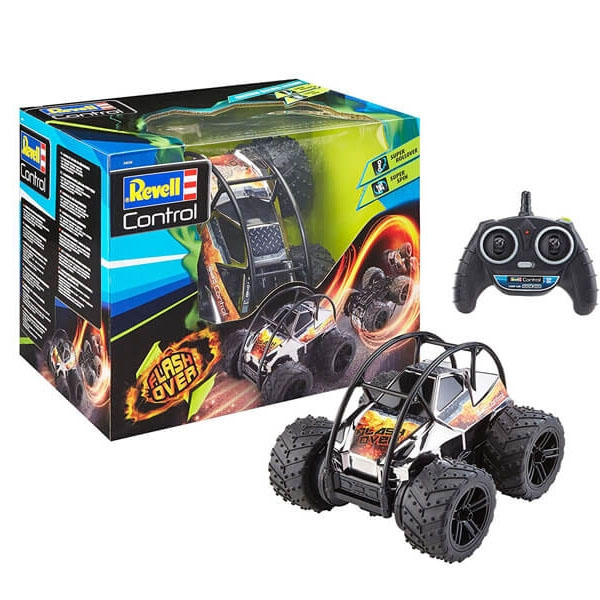 Automobil R/C Revell Control Flash-Over 43098