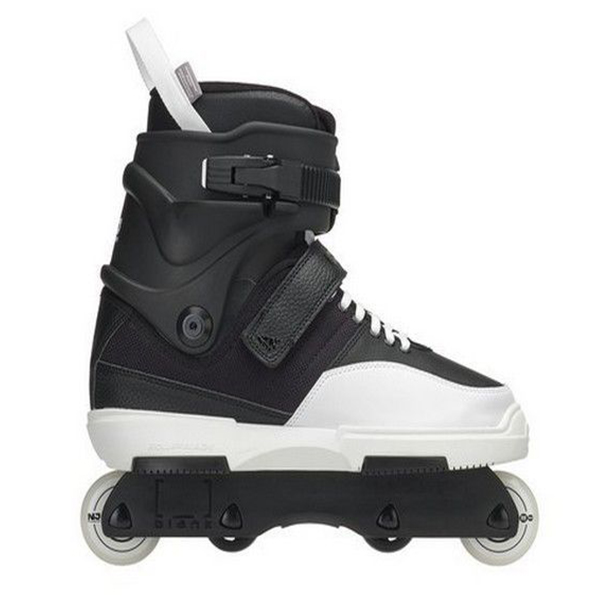 Roleri NJ TEAM black-white Rollerblade R07848000787