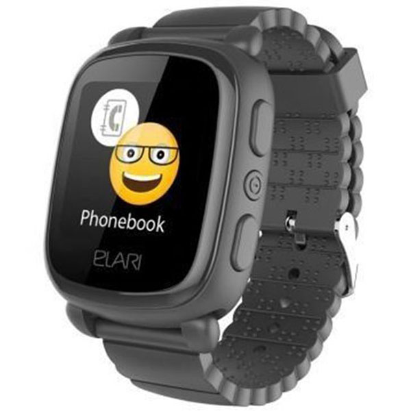 Dečiji Smart Watch KidPhone 2 Elari ELKP2BLK