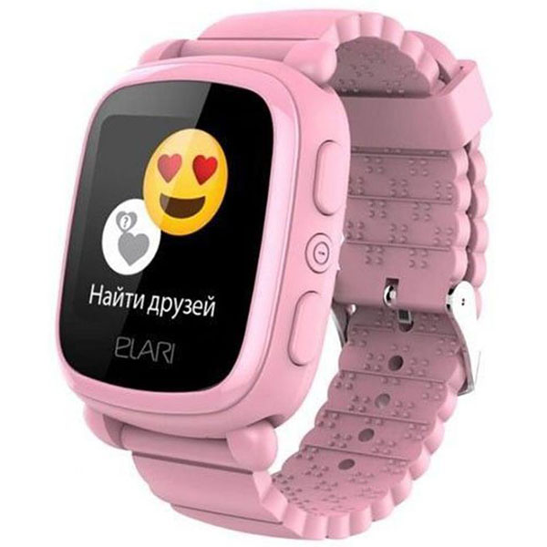 Dečiji Smart Watch KidPhone 2 Elari ELKP2PNK