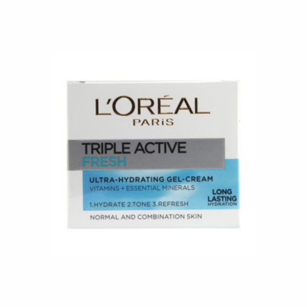 Gel krema Dermo Triple Active Fresh NCS A0174205 LOREAL