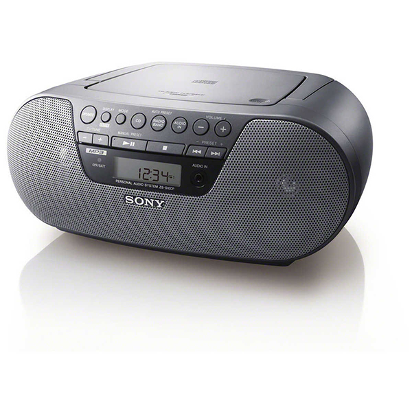 Radio SONY prenosivi Boombox sa CD, mp3, ZS-S10CP