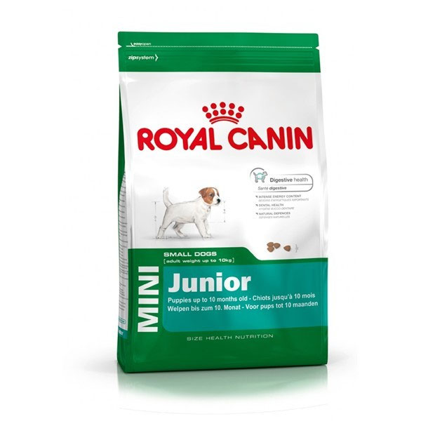 Royal Canin Mini Junior za male rase 4kg 786