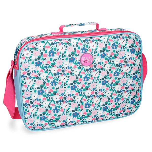 Torba za laptop Roll Road Pretty Blue 45.653.61