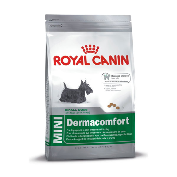 Royal Canin Mini Dermacomfort za male rase 800gr 760