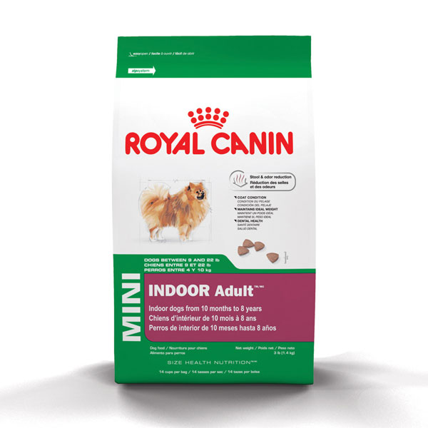 Royal Canin Mini Indoor za male rase 1.5kg 150