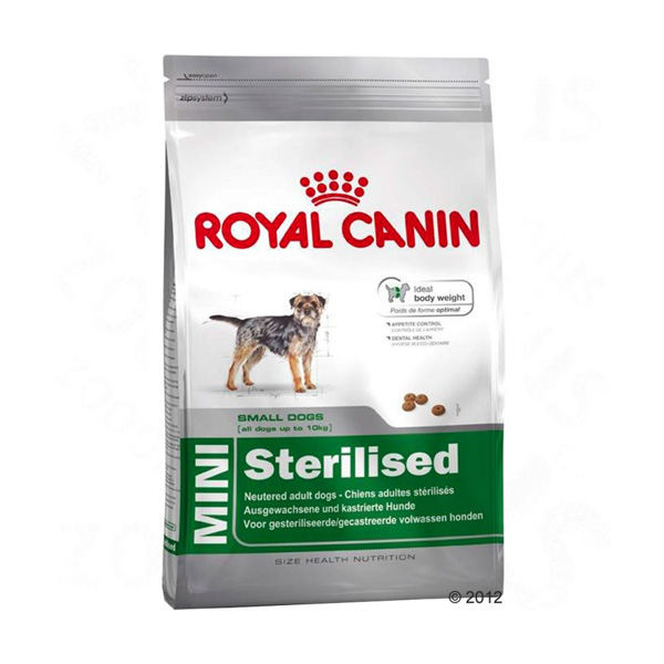 Royal Canin Mini Sterilised za sterilisane pse 2kg 0714