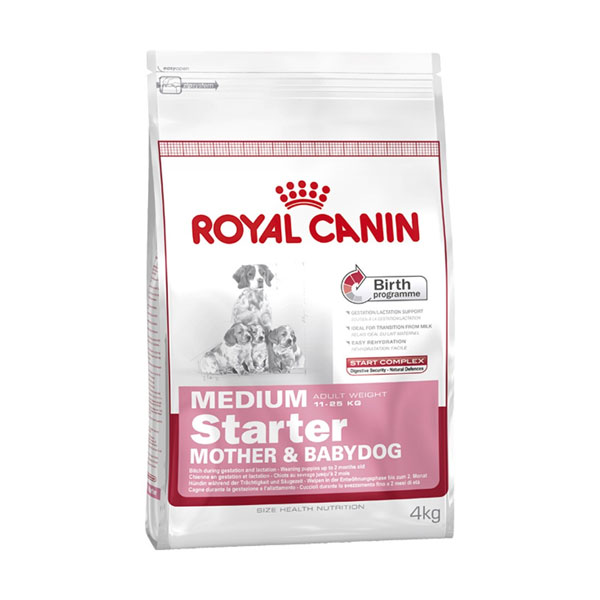 Royal Canin Medium Starter odbijanje štenaca 4kg 846