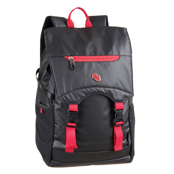 Ranac Walker Black Red Pulse 121174