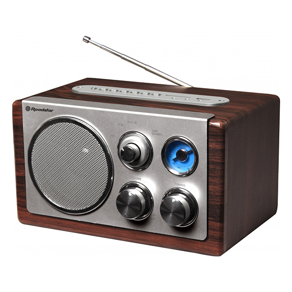 Retro radio Roadstar HRA1345US
